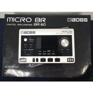 Boss BR80 8 Track Digital Recorder - B stock