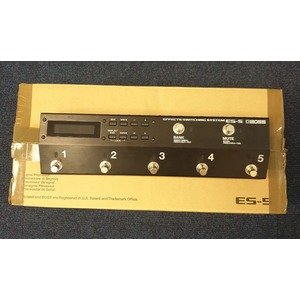 BOSS ES-5 Effects Switching System - B Stock