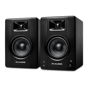 M-Audio BX4 Multimedia Reference Monitors - Pair