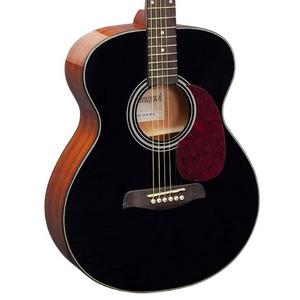 Brunswick BF200 Acoustic Guitar - Black