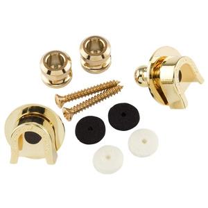 Fender Strap Locks  - Gold