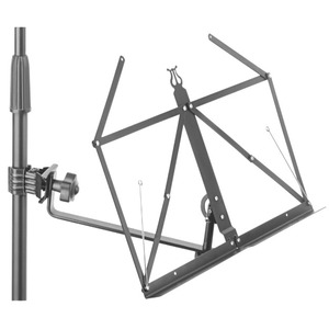 Stagg Clamp On Foldable Music Stand