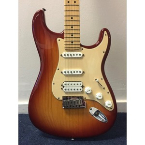 Fender USA Standard strat HSS 2005 - Sienna Sunburst