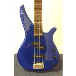 SECONDHAND Yamaha TRBX174 Bass Guitar, Metallic Blue