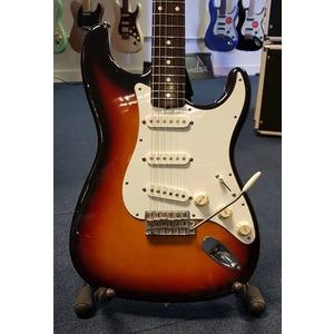 SECONDHAND Fender 60s Reissue Strat - Sunburst - Made in Japan