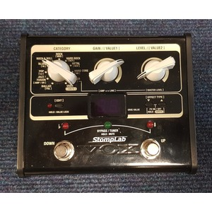 SECONDHAND VOX Stomplab IG Guitar Multi Effects