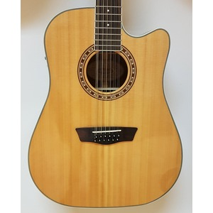 SECONDHAND Washburn WD10sce12 - 12 String Electro Acoustic