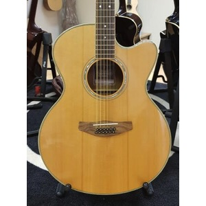 SECONDHAND Yamaha CPX700-12 - 12-String Acoustic Guitar