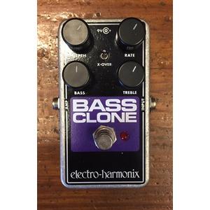 SECONDHAND Electro Harmonix Bass Clone