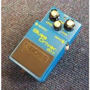 SECONDHAND BOSS BD2 Blues Driver