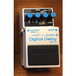 SECONDHAND Boss DD-2 Delay Pedal - Made in Japan