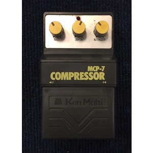 SECONDHAND Ken Multi MCP-7 Compressor Pedal, Made in Japan, 1980s