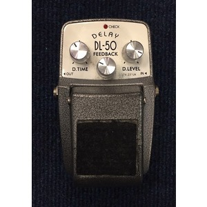 SECONDHAND Chord DL-50 Delay Pedal