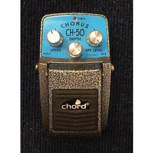 SECONDHAND Chord CH-50 Chorus Pedal