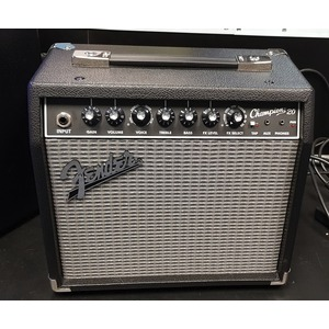 SECONDHAND Fender Champion 20w solid state combo with effects