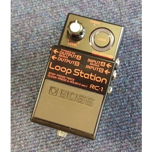 SECONDHAND Boss RC1-BK 1 million sold edition looper pedal