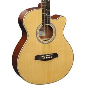 Brunswick BTK50 Electro Acoustic Guitar - Natural
