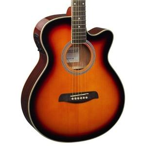 Brunswick BTK50 Electro Acoustic Guitar - Sunburst