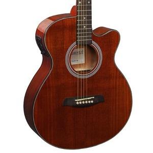 Brunswick BTK50 Electro Acoustic Guitar - Mahogany