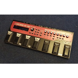 SECONDHAND Boss RC50 Loopstation