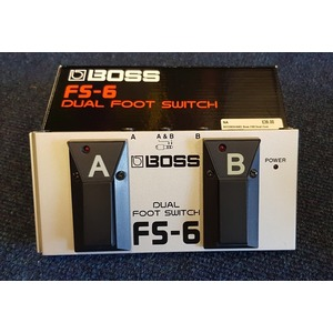 SECONDHAND Boss FS6 Dual Foot Switch