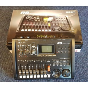 SECONDHAND Zoom R8 Multi Track Recorder / Interface