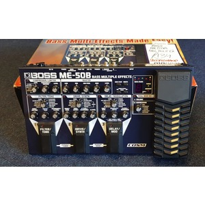 SECONDHAND Boss ME50B Bass Multi Effects