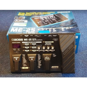 SECONDHAND Boss Me25 Guitar Multi Effects