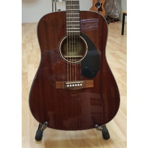 SECONDHAND Fender CD-60S All Mahogany Acoustic