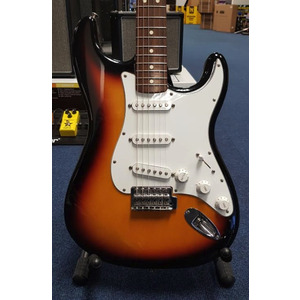 Fender Mexican Standard Stratocaster, 3 colour sunburst