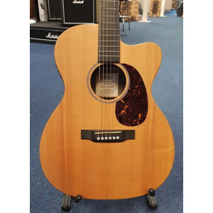SECONDHAND Martin X Series CE Electro Cutaway Acoustic Guitar
