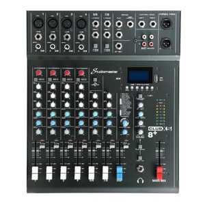 Studiomaster Club XS 8 Plus Mixer