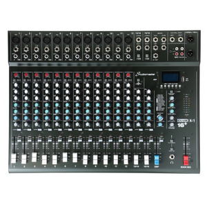 Studiomaster Club XS 16 Plus Mixer