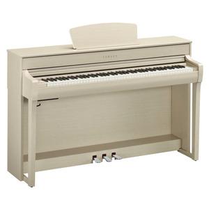 Yamaha Clavinova CLP735 Digital Piano - White Ash