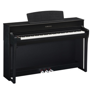 Yamaha Clavinova CLP745 Digital Piano - Black