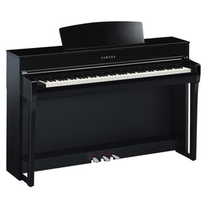 Yamaha Clavinova CLP745 Digital Piano - Polished Ebony
