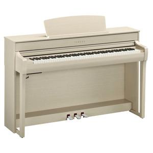 Yamaha Clavinova CLP745 Digital Piano - White Ash