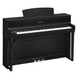 Yamaha Clavinova CLP775 Digital Piano - Black