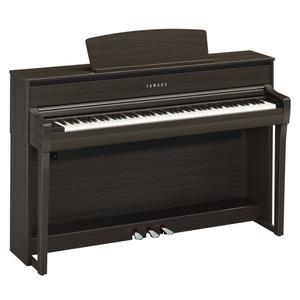 Yamaha Clavinova CLP775 Digital Piano - Dark Walnut