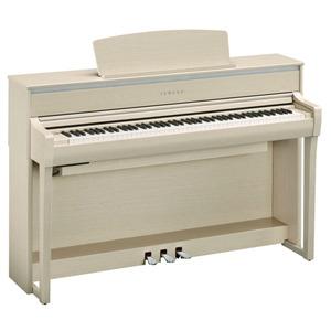 Yamaha Clavinova CLP775 Digital Piano - White Ash
