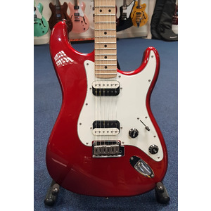 SECONDHAND Squier Contemporary Start HH, Candy Apple Red