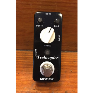 SECONDHAND Mooer Trelicopter Pedal