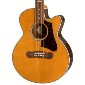 Epiphone EJ-200 Coupe Electro Acoustic Guitar - Vintage Natural
