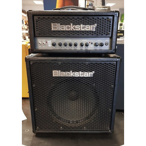 "SECONDHAND Blackstar HT5 Metal 5 Watt Mini Stack with 1x12"" Cab with foot switch"
