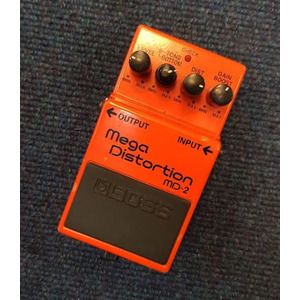 SECONDHAND Boss MD-2 Mega Distortion