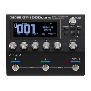 BOSS GT-1000CORE Guitar Multi Effects