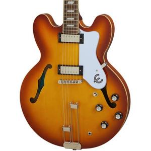 Epiphone Riviera Semi-Hollow Electric Guitar - Royal Tan