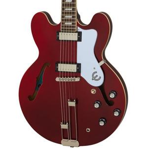 Epiphone Riviera Semi-Hollow Electric Guitar - Sparkling Burgundy