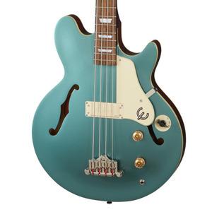 Epiphone Jack Casady Bass Guitar - Faded Pelham Blue