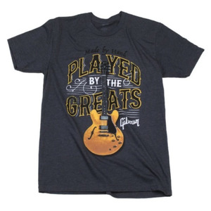 Gibson Played By The Greats T-Shirt
